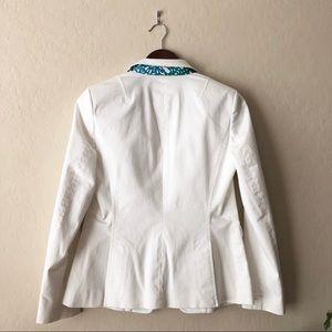 Banana Republic Jackets & Coats - Limited edition Banana Republic Trina Turk blazer